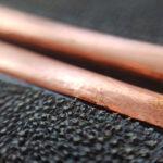 Poner cinta de cobre en pistas Scalextric